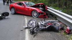 motorcycle accident insurance coverage
